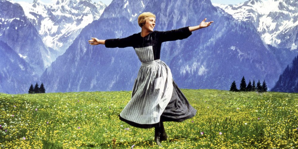 A muzsika hangja (The Sound of Music, 1965)