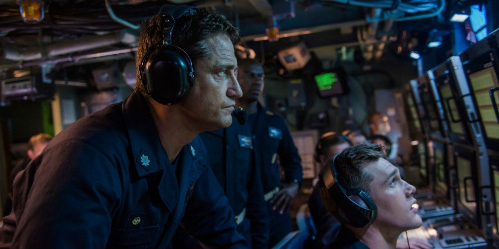 A Hunter Killer küldetés (Hunter Killer, 2018) - Kritika