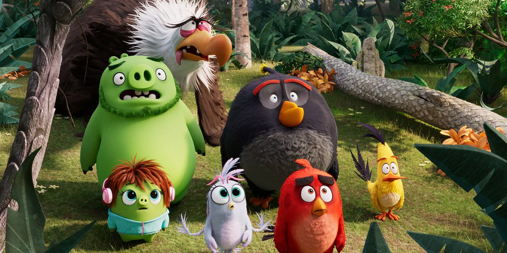 Angry Birds 2 - A film (2019) - Kritika