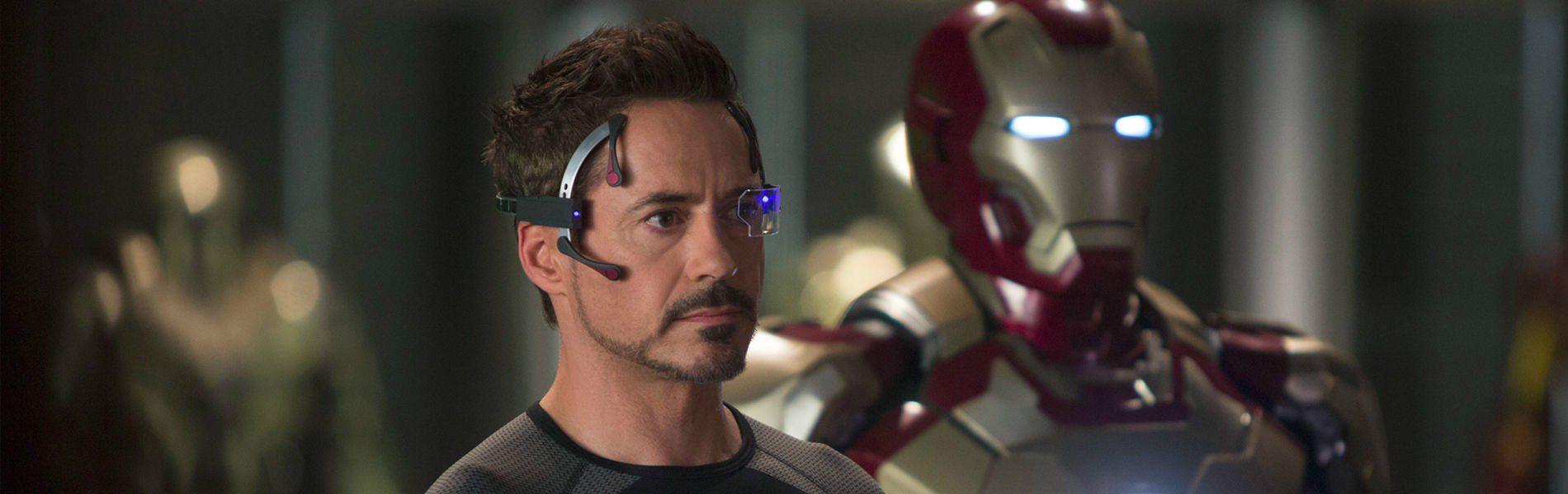 Robert Downey Jr. film - A Vasember 2008