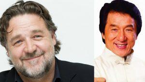 Russell Crowe és Jackie Chan a hét színészei