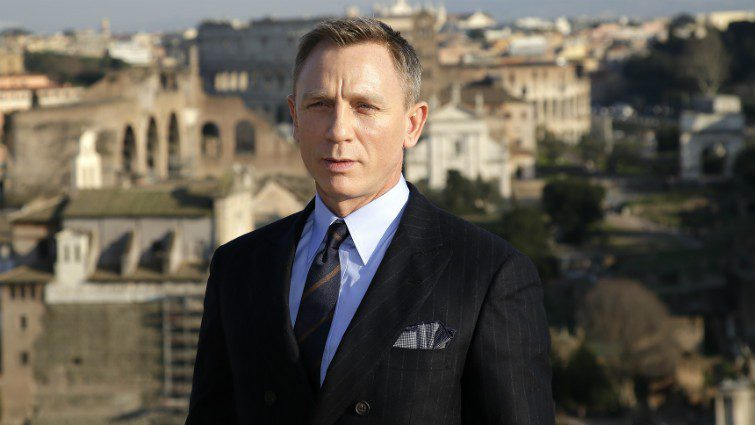Daniel Craig - a hét színészei