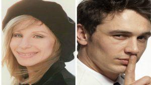 A hét színészei – Barbra Streisand és James Franco