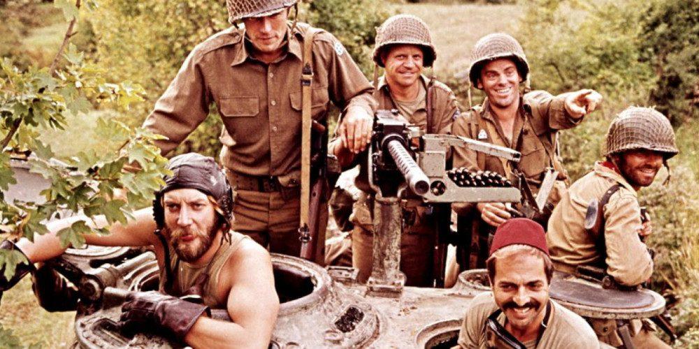 Kelly hősei (Kelly's Heroes, 1970)