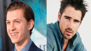 Tom Holland és Colin Farrell - A hét színészei