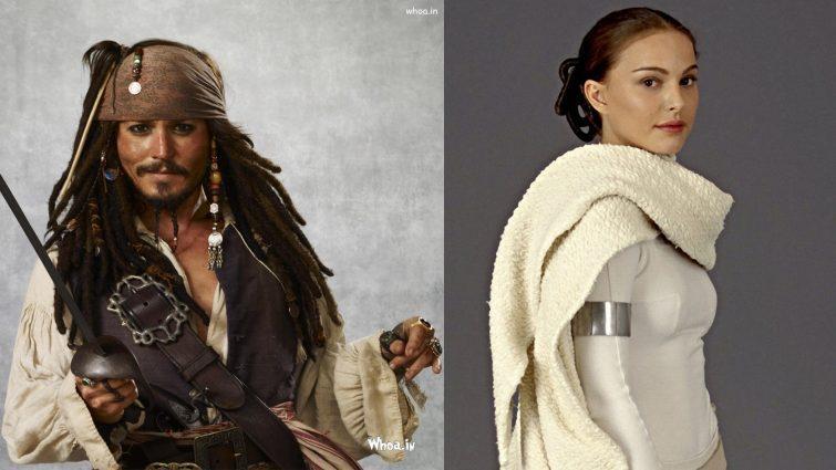 Johnny Depp és Natalie Portman érdekességek
