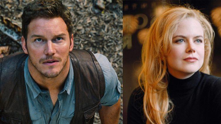 Chris Pratt és Nicole Kidman - A hét színészei