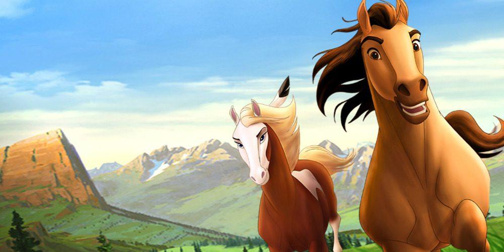 Szilaj - A vad völgy paripája (Spirit: Stallion of the Cimarron, 2002)