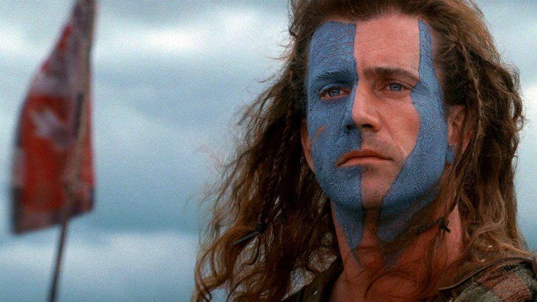 A rettenthetetlen (Braveheart, 1995)