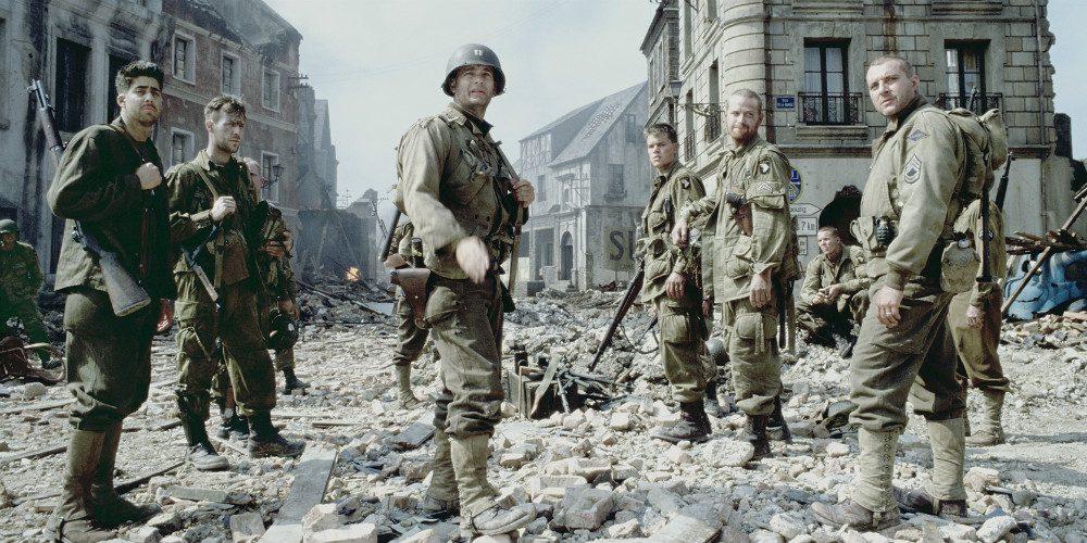 Ryan közlegény megmentése (Saving Private Ryan, 1998)