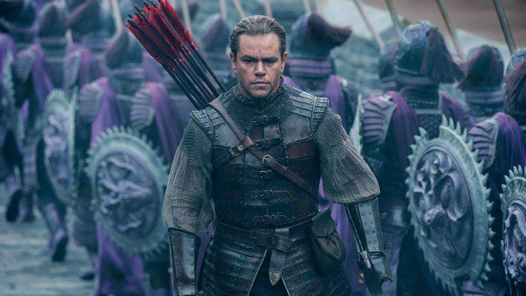 Hétvégi bevételi lista, USA - Gyengén kezdett Matt Damon!
