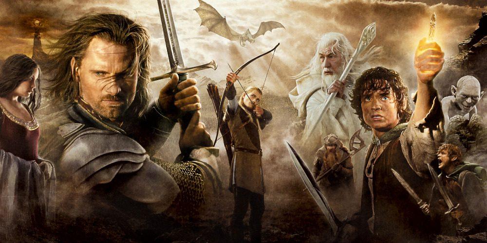 A Gyűrűk Ura - A király visszatér (The Lord of the Rings: The Return of the King, 2003)