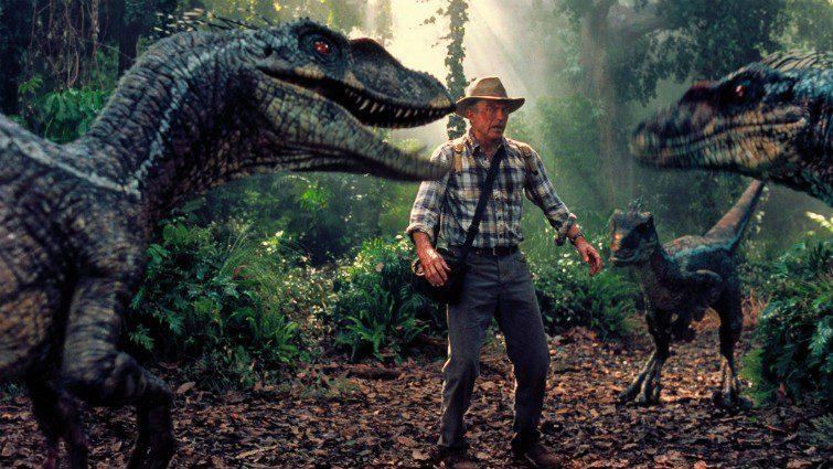 Őslénypark (Jurassic Park, 1993)