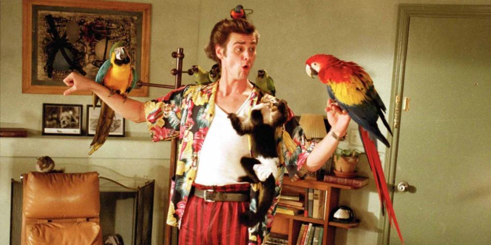 10 meghökkentő tény az Ace Ventura című vígjátékról