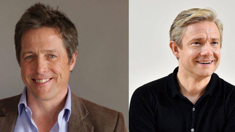 7-7 érdekesség a két szülinapos Hugh Grant és Martin Freeman életéről