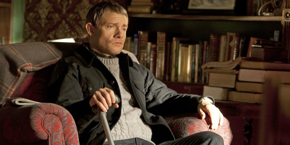 Sherlock - Dr. Watson