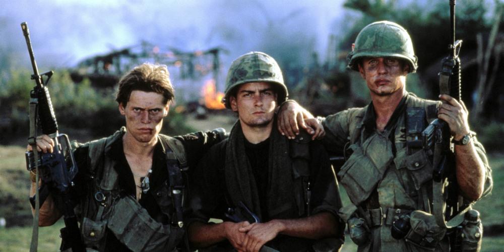 Szakasz (1986, Platoon)
