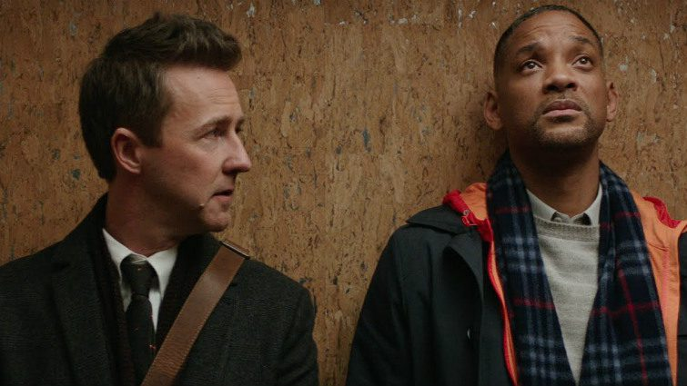 Új előzetest kapott Will Smith legújabb filmje, a Váratlan szépség