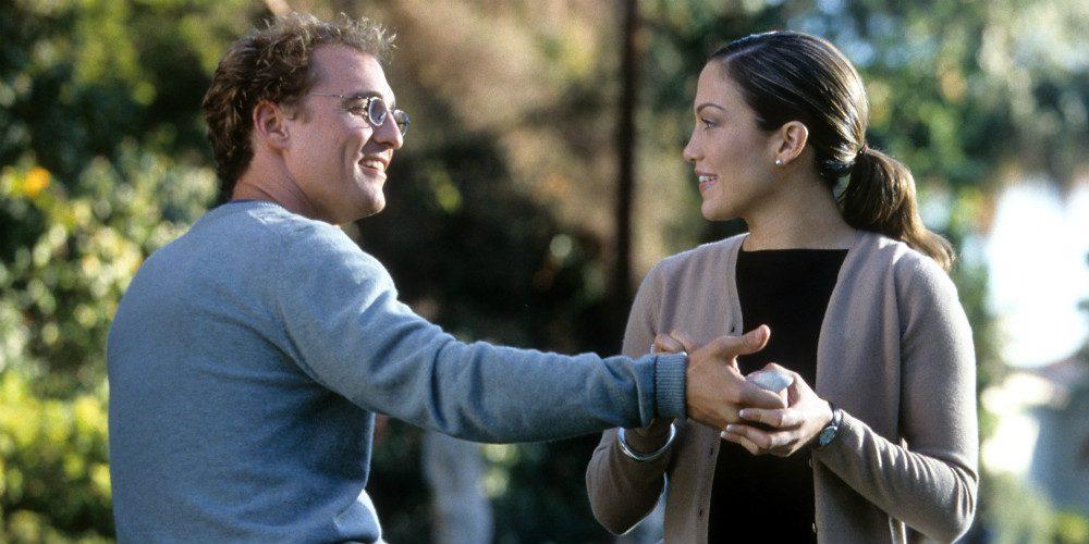 Matthew McConaughey - Szeretném, ha szeretnél /Wedding Planner, 2001/
