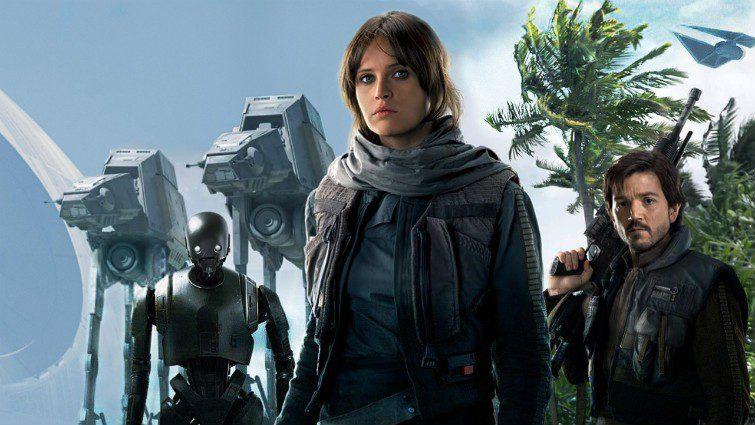Érdekességek a Zsivány Egyes - Egy Star Wars-történet című filmről