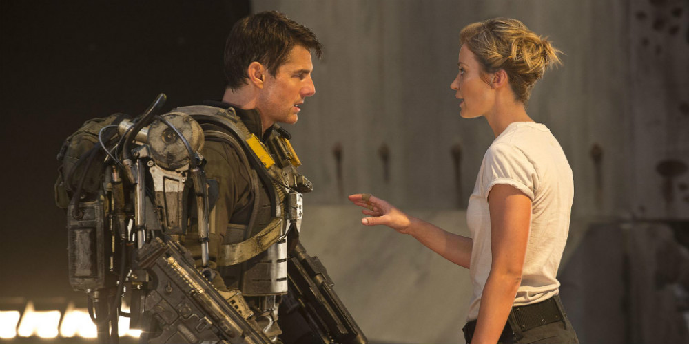 Tom Cruise - A holnap határai