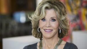 Érdekességek Jane Fonda színésznőről
