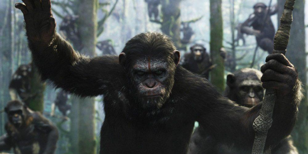 Megérkezett A majmok bolygója - Háború (2017) első előzetese
