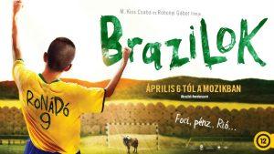 Brazilok (2017) - Előzetes