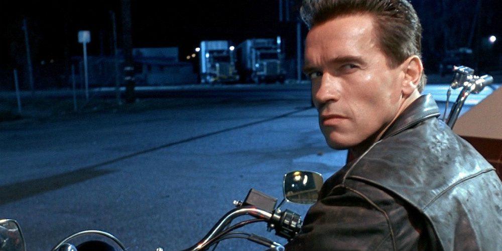 Arnold Schwarzenegger - Terminátor