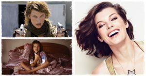 Érdekességek Milla Jovovich színésznőről
