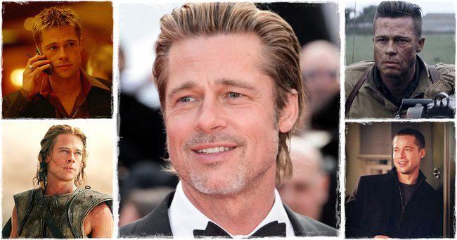 15 Brad Pitt film, amit mindenképpen látni kell