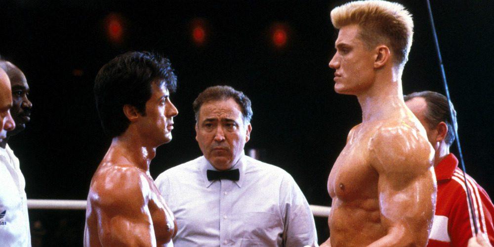 Sylvester Stallone - Rocky IV.