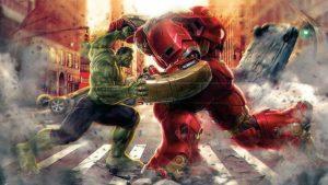 Elképesztően látványos lett a Hulk Vs. Vasember rajongói film