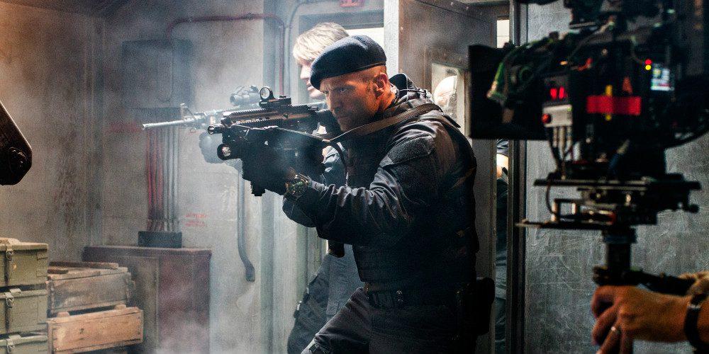 Jason Statham - Feláldozhatók 3