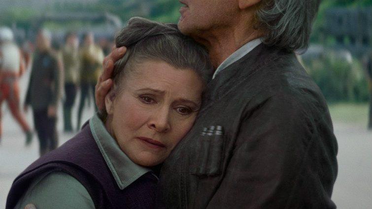 Carrie Fisher halálával hatalmasat kaszált a Disney