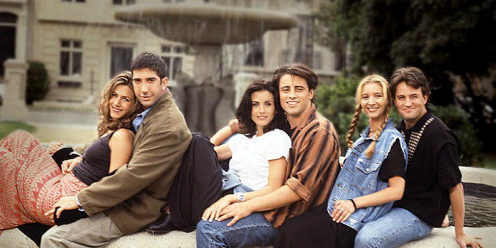 Jóbarátok /Friends, 1994/