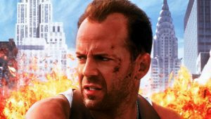 Bruce Willis bajba kerül