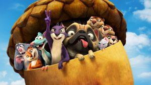 A mogyoró-meló 2 (The Nut Job 2, 2017) - Előzetes