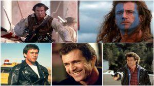 Mel Gibson 12 legjobb filmje