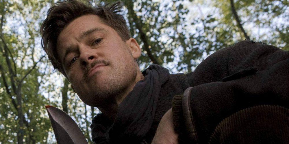 Becstelen Brigantyk (2009) - Brad Pitt