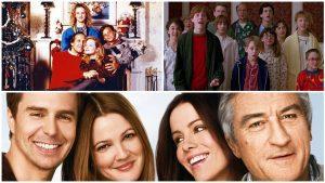 12 filmes család karácsonykor