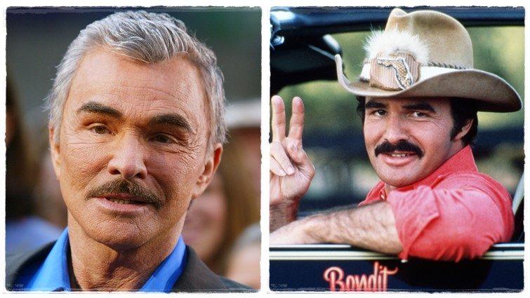 Burt Reynolds érdekességek