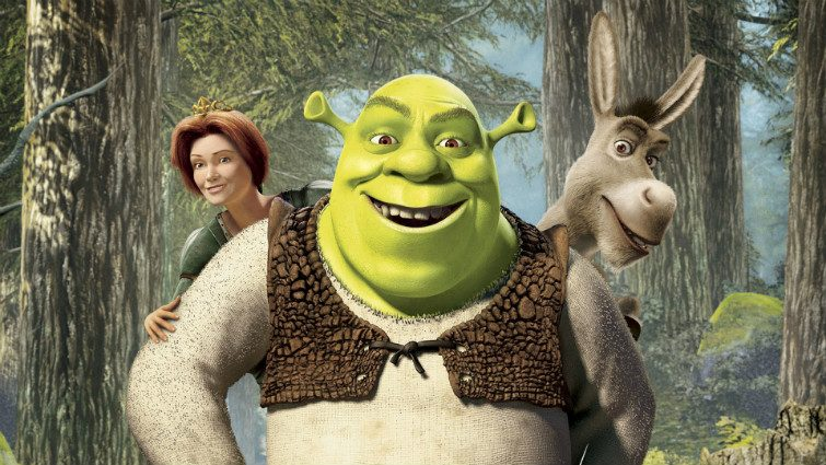 Shrek /Shrek, 2001/ - Érdekességek