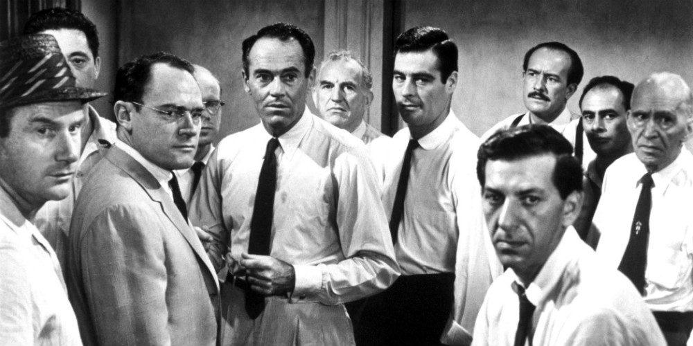 Tizenkét dühös ember /12 Anry Man, 1957/