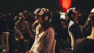Elindult az első VR mozi
