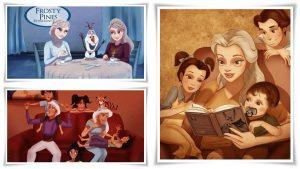 A 8 legismertebb Disney hercegnő, akik a nyugdíjas éveiket élvezik
