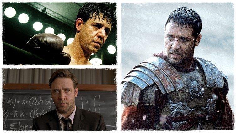 Russell Crowe legjobb filmjei