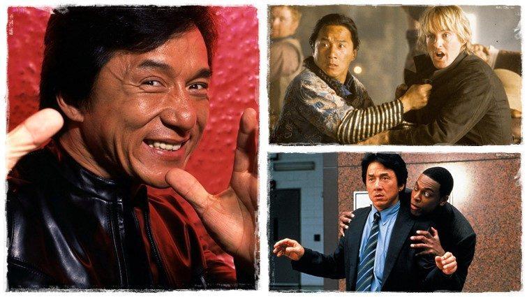 Jackie Chan legjobb filmjei