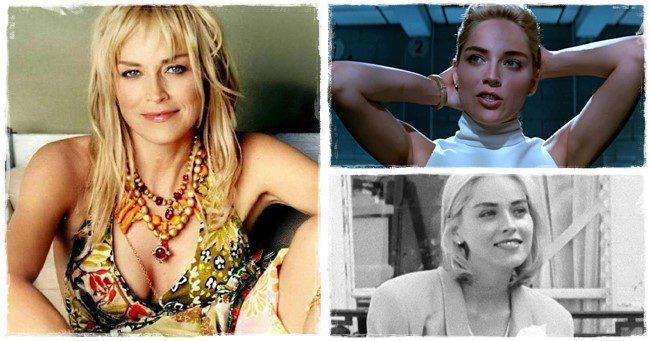 Sharon Stone érdekességek