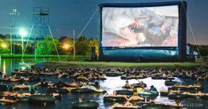 11 elképesztő módja annak, hogyan érdemes filmet nézni